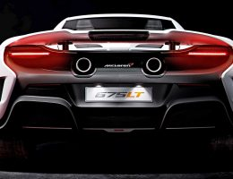 2.9s 2015 McLaren 675LT Brings LongTail Aero, Track-Attack Chassis and 666HP!