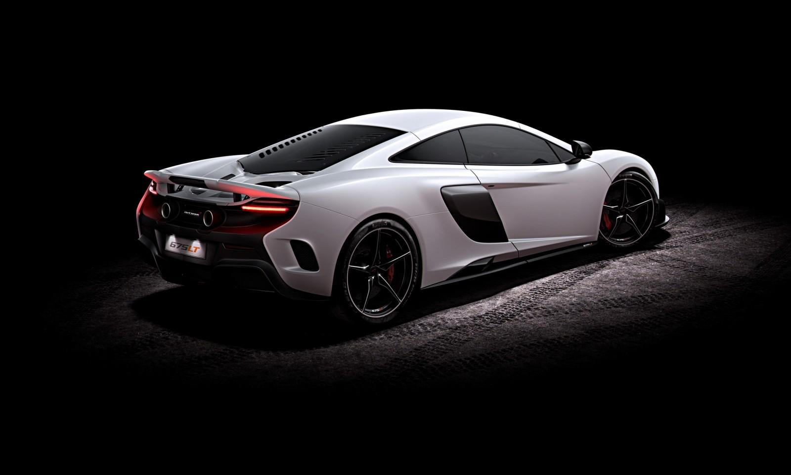 2015 McLaren 675LT 8