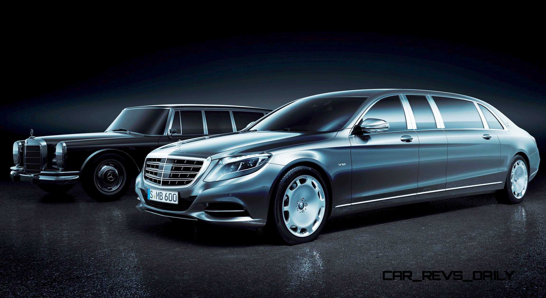 2015 mercedes maybach pullman for New mercedes benz s class 2015