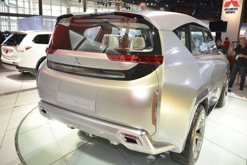 2015 Mitsubishi GC-PHEV 11