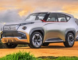 2015 Mitsubishi GC-PHEV - 40 Photos and 4 Reasons This Concept Previews USA-Bound 2017 Montero Full-Size SUV