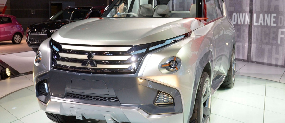 2015 Mitsubishi GC-PHEV 4