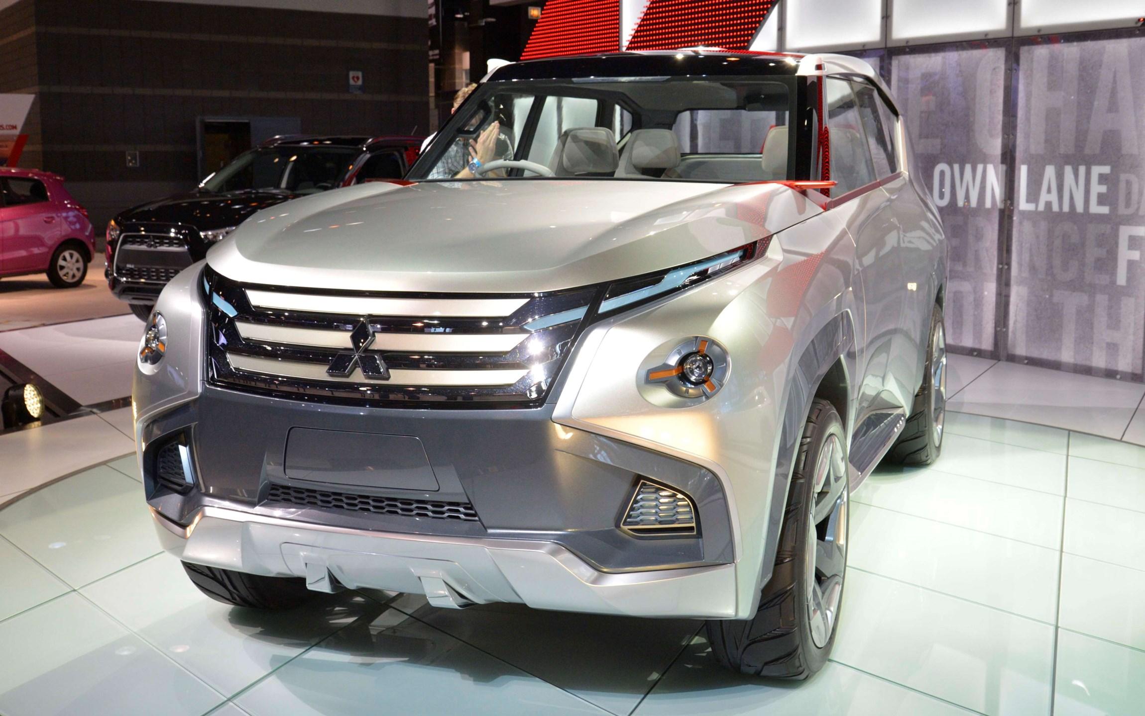 2017 Mitsubishi Gc Phev 4