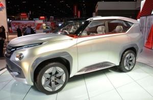 2015 Mitsubishi GC-PHEV 5