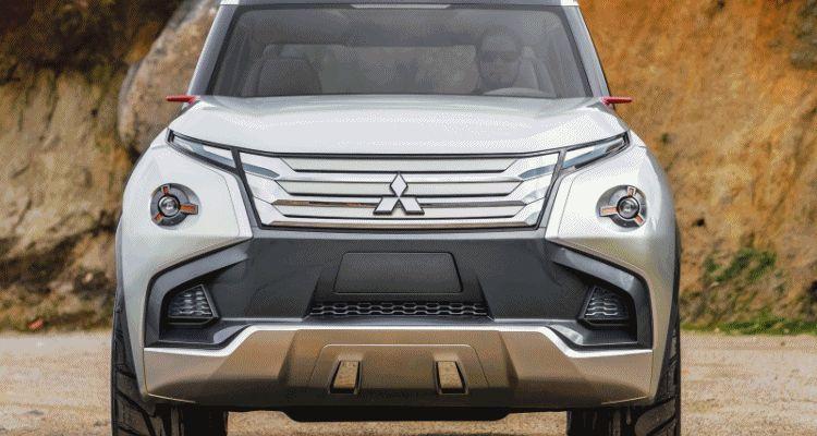 2015 Mitsubishi GC-PHEV