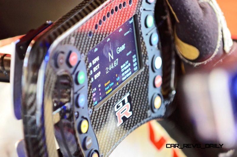 2015 Nissan GT-R LM NISMO 16