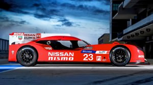 2015 Nissan GT-R LM NISMO 20