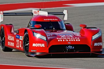 LMP1 3-Way Becomes Fourgy! 2015 Nissan GT-R LM Nismo Revealed With 1250HP, Front-Drive V6TT?!