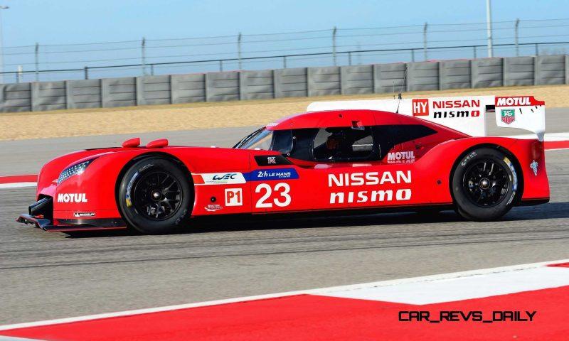 2015 Nissan GT-R LM NISMO 9
