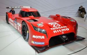 2015 Nissan GT-R LM Nismo 10