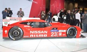 2015 Nissan GT-R LM Nismo 13