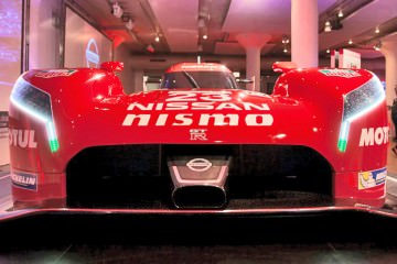 2015 Nissan GT-R LM Nismo LMP1 Racer Makes Public Debut in Chicago - 40 New Photos!
