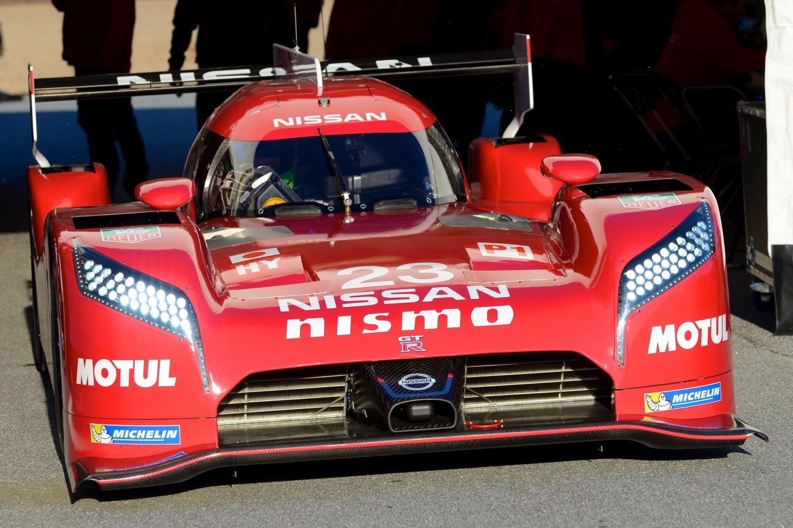 2019 Nissan GT R LM Nismo Racecar | Car Photos Catalog 2019