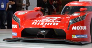 2015 Nissan GT-R LM Nismo 4