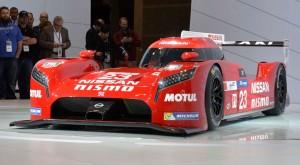 2015 Nissan GT-R LM Nismo 5