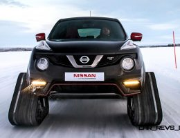 2015 Nissan Juke NISMO RSnow Trax Concept Reignites Juke-R Halo Effect
