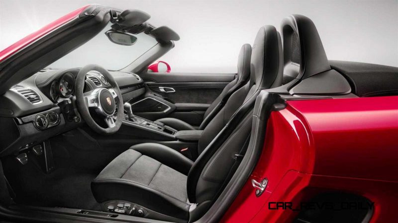 2015 Porsche Boxster and Cayman GTS 22