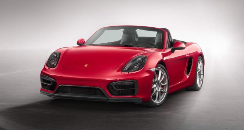 2015 Porsche Boxster and Cayman GTS 33