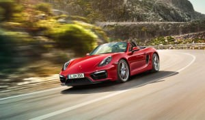 2015 Porsche Boxster and Cayman GTS 37