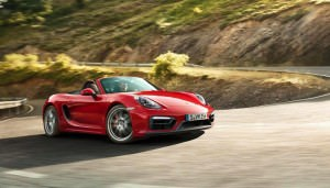 2015 Porsche Boxster and Cayman GTS 38