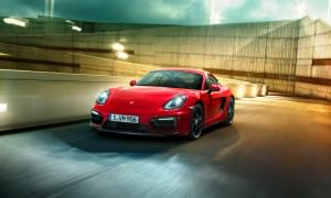 2015 Porsche Boxster and Cayman GTS 4