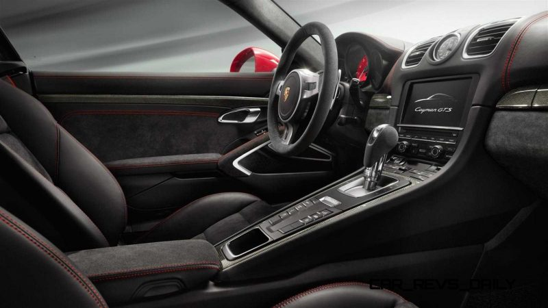2015 Porsche Boxster and Cayman GTS 43