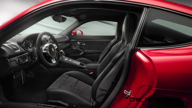 2015 Porsche Boxster and Cayman GTS 51