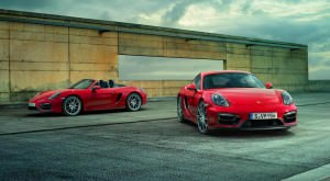 2015 Porsche Boxster and Cayman GTS 52