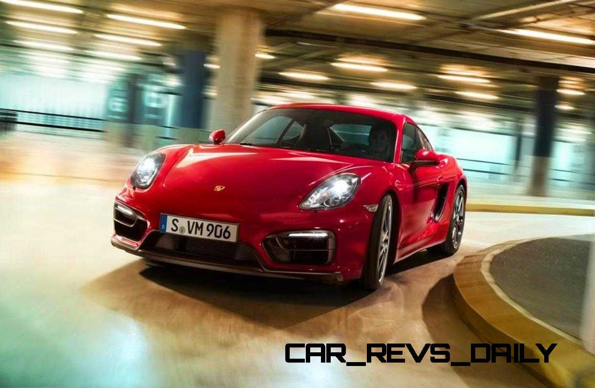 2015 Porsche Boxster and Cayman GTS 54