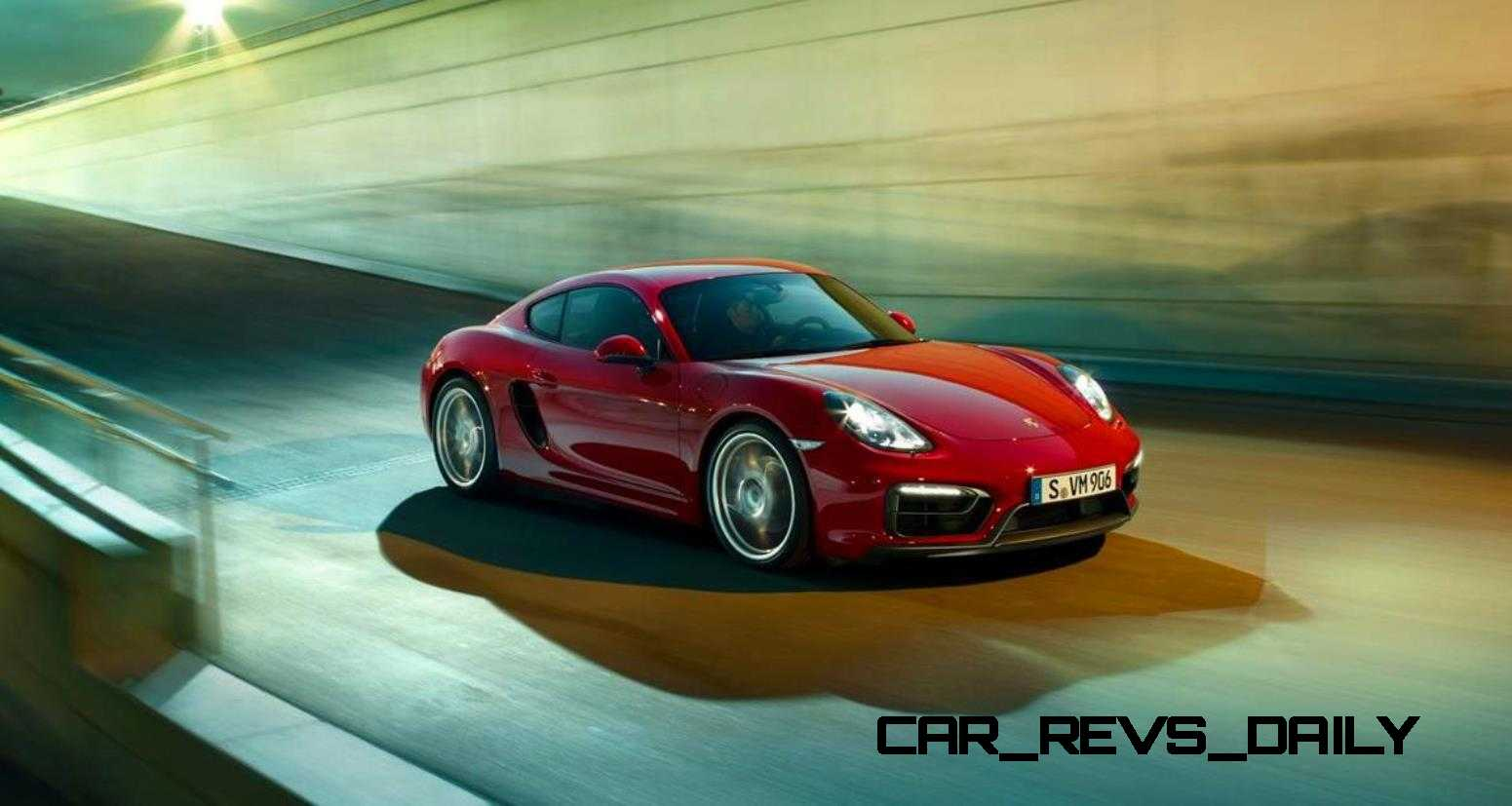2015 Porsche Boxster and Cayman GTS 56