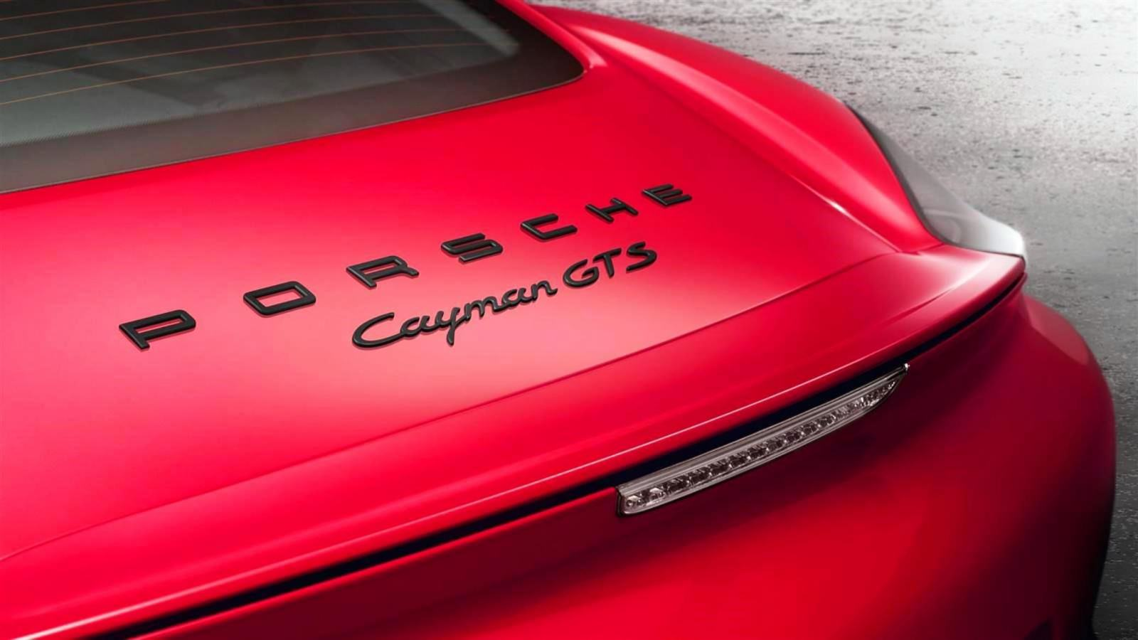 2015 Porsche Boxster and Cayman GTS 59