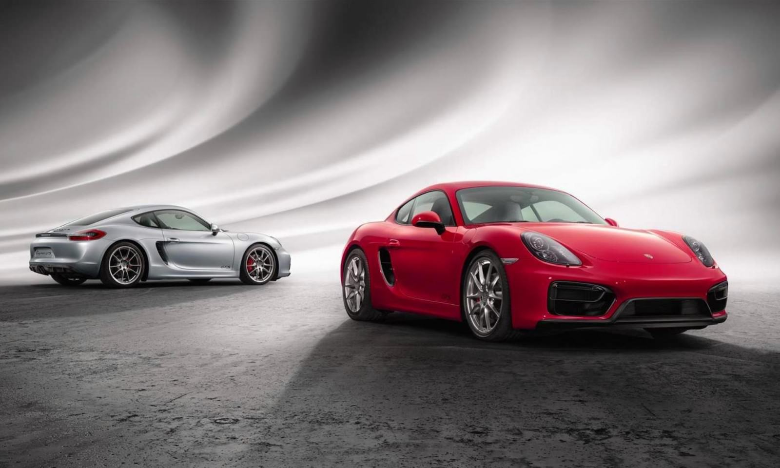 2015 Porsche Boxster and Cayman GTS 62