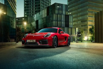 2015 Porsche Boxster and Cayman GTS 7