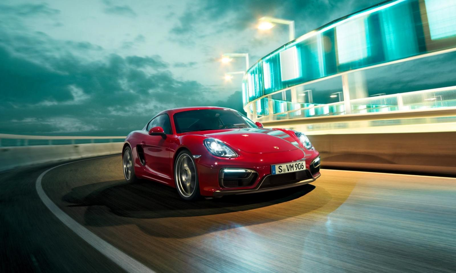 2015 Porsche Boxster and Cayman GTS 8