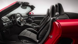 2015 Porsche Boxster and Cayman GTS 9