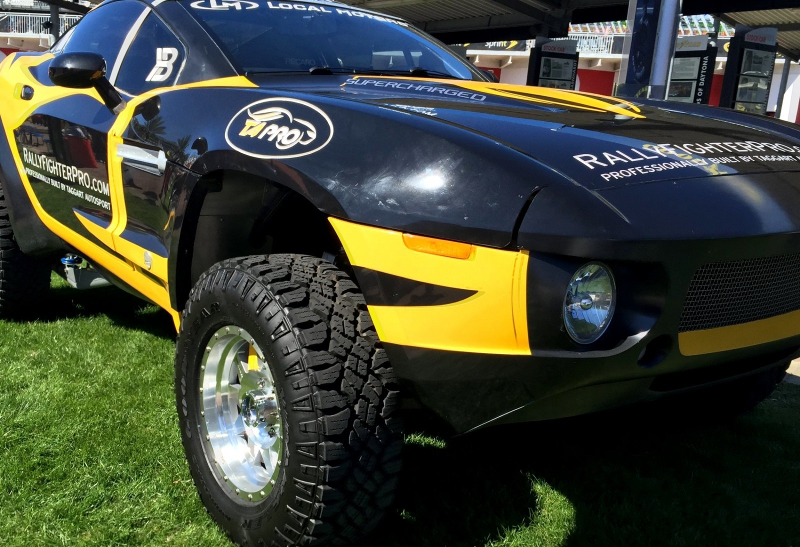 2015 Rally Fighter PRO By Taggart Autosport 18
