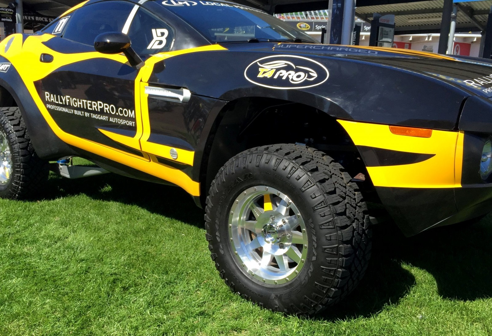 2015 Rally Fighter PRO By Taggart Autosport 19