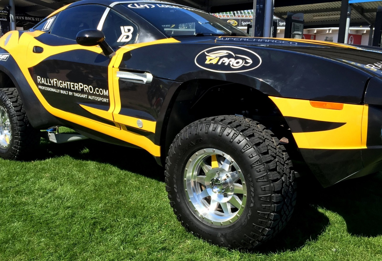 2015 Rally Fighter PRO By Taggart Autosport 20