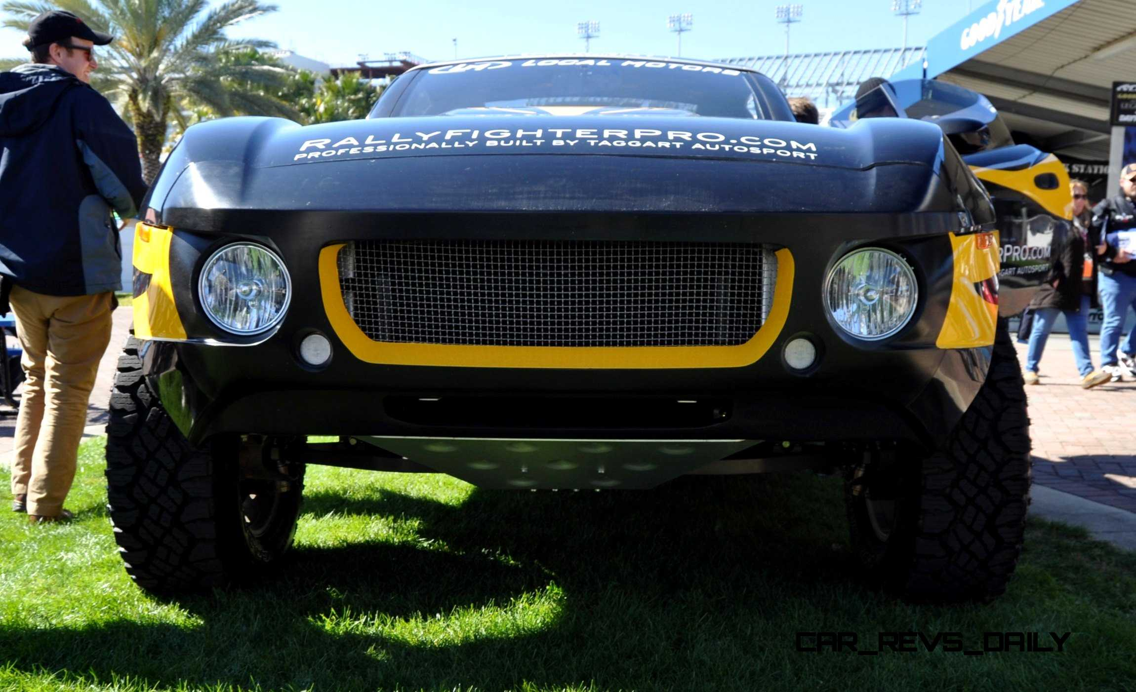 2015 Rally Fighter PRO By Taggart Autosport