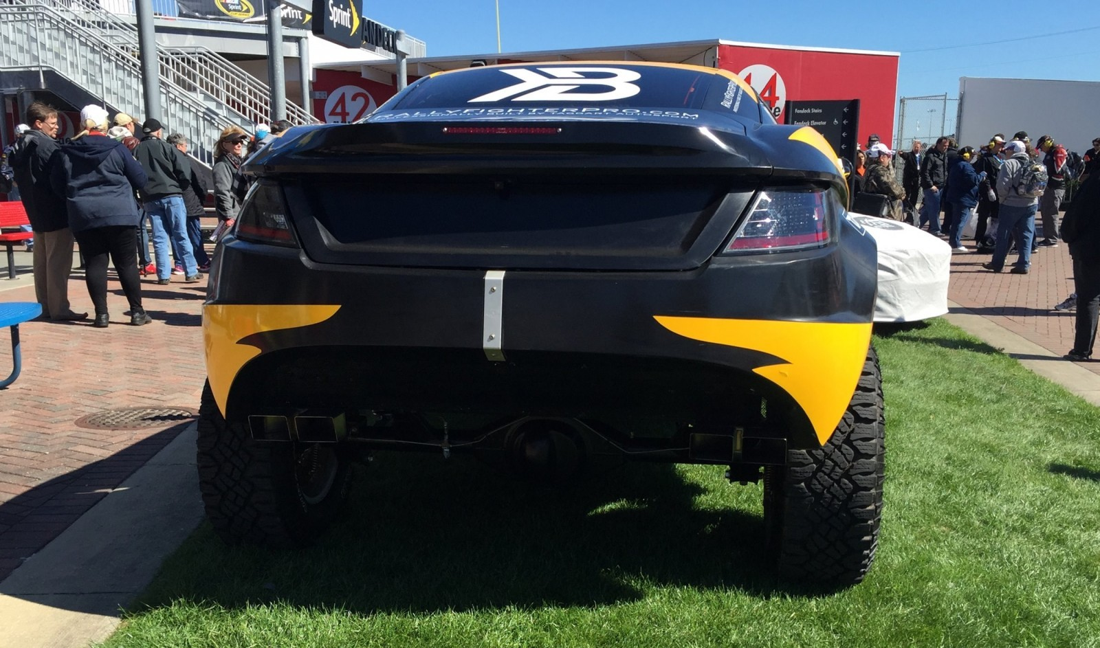 2015 Rally Fighter PRO By Taggart Autosport 7