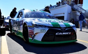 2015 Toyota Camry - DAYTONA 500 Official Pace Car 1