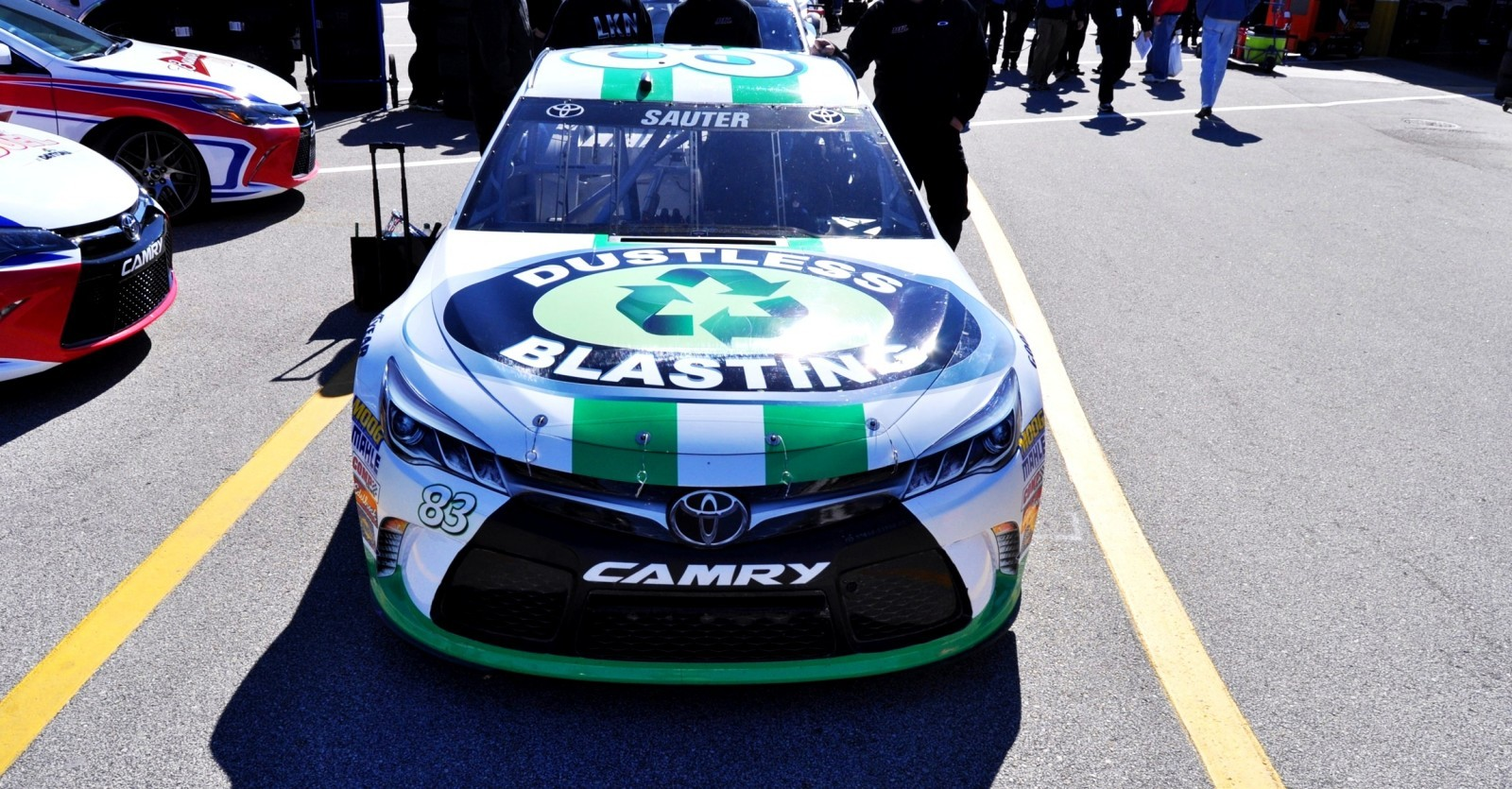 2015 Toyota Camry - DAYTONA 500 Official Pace Car 11