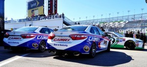 2015 Toyota Camry - DAYTONA 500 Official Pace Car 13