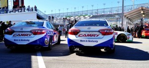 2015 Toyota Camry - DAYTONA 500 Official Pace Car 16