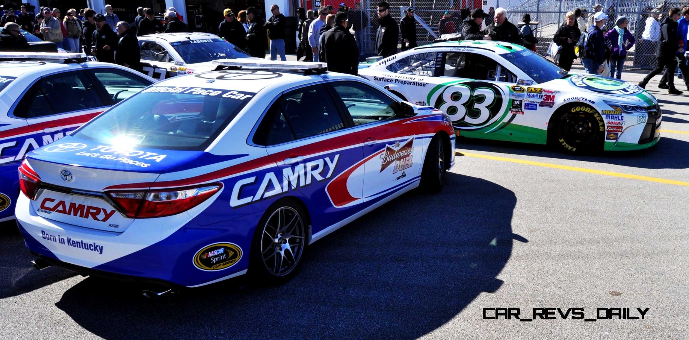 2017 Toyota Camry Daytona 500 Official Pace Car 24