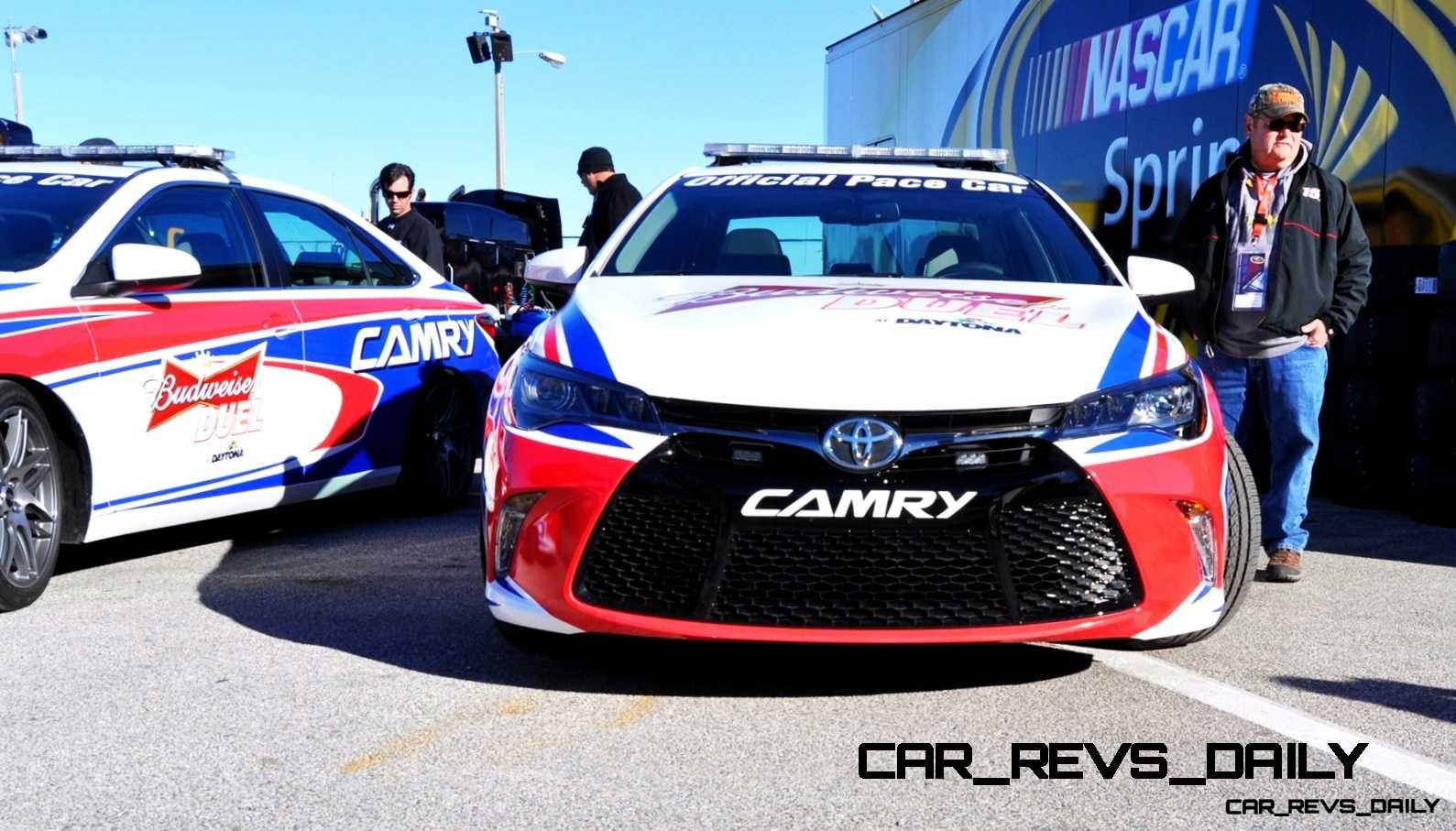 2015 Toyota Camry - DAYTONA 500 Official Pace Car 25