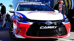 2015 Toyota Camry - DAYTONA 500 Official Pace Car 28