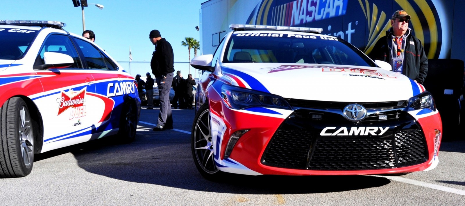 2015 Toyota Camry - DAYTONA 500 Official Pace Car 29