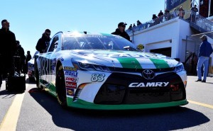 2015 Toyota Camry - DAYTONA 500 Official Pace Car 3