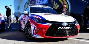 2015 Toyota Camry - DAYTONA 500 Official Pace Car 31